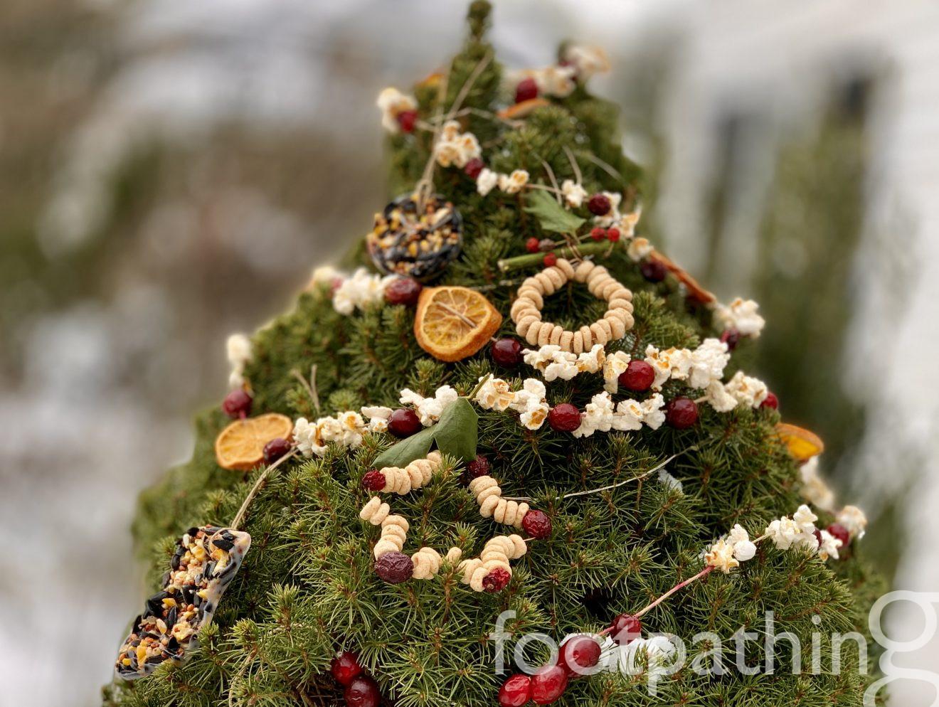 Bird Holiday Tree